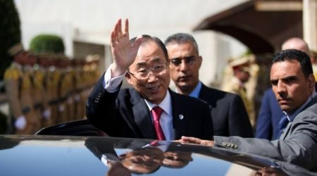 UN Calls on Israel To Stop Settlement Expansion