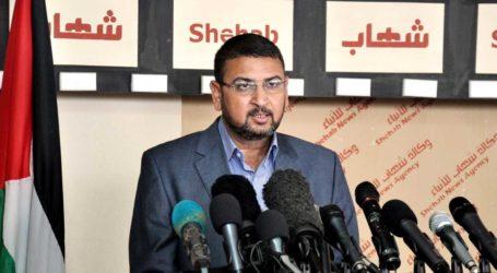 HAMAS COMMITTEE TO STUDY RAFAH CROSSING INITIATIVES