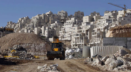 Israel approves 153 new settler homes in W.Bank