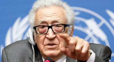 Brahimi: Daesh Is The Illegitimate Child Of The American Occupation In Iraq