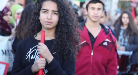 Death Toll Continues To Rise In Palestine