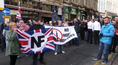 NEW ANTI-ISLAM MOVEMENT LAUNCHED IN UK