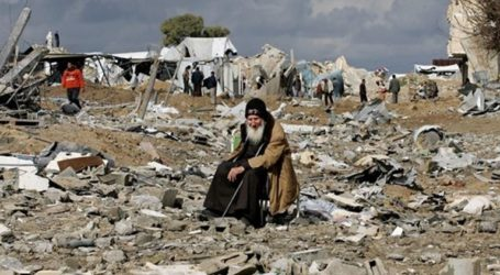 UNRWA: 70% Of Israeli War Remnants Threaten Gazans' Life