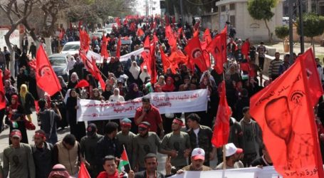 DFLP Warns of Attempts to Snuff Out Flames of Anti-Occupation Uprising