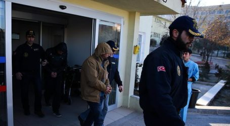 TURKISH COURT JAILS 2 SUSPECTS IN NEW YEAR'S BOMB PLOT