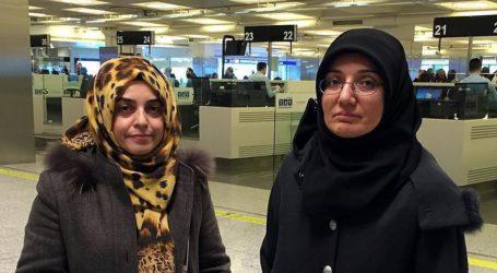Turkish Lawyers Detained In Tajikistan Land In Istanbul
