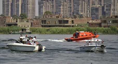 EGYPT: 15 DEAD AFTER FERRYBOAT SINKS IN NILE RIVER