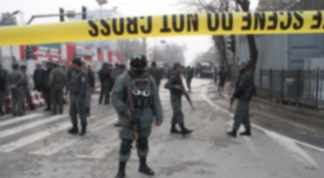 Four Dead In Bombing Near Russian Embassy In Afghanistan
