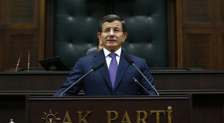 Turkey to Stand Against All Terrorist Organizations: PM