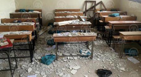 SYRIA: RUSSIAN AIRSTRIKE KILLS 17 IN ALEPPO