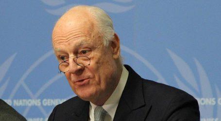 Syria Peace Talks To Start Friday In Geneva