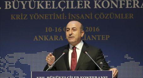 TURKEY READY TO INTERMEDIATE IN IRAN-SAUDI CRISIS
