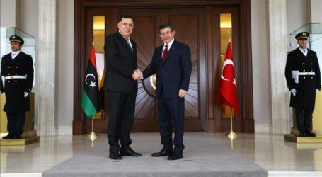 TURKEY SUPPORTS LIBYAN UNITY, SOLIDARITY