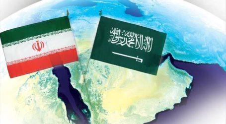 IRAQ TRIES TO MEND FENCES BETWEEN SAUDI ARABIA, IRAN