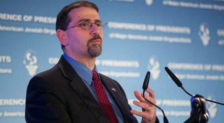US Ambassador Slams Israel Over Illegal Settlement Activity