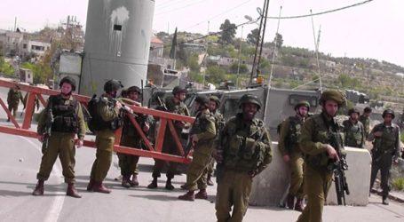 IOF Seals Off Entrance To Nabi Saleh Village
