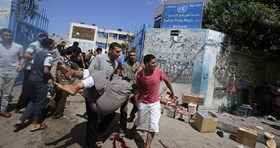 Rafah Massacre Submitted to ICC