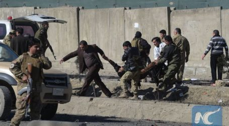 Deadly Suicide Attack Rocks Afghanistan's Capital