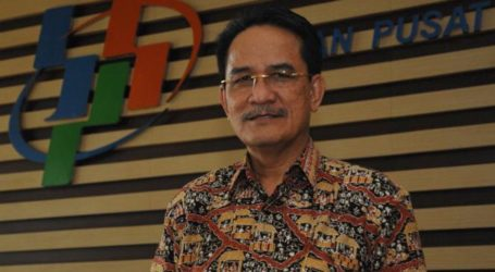 Indonesia's Inflation Rate up 4.14 Percent in January
