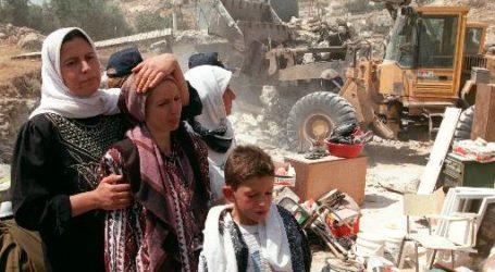 Israeli Forces Demolish Palestinian-owned Houses Near Jericho