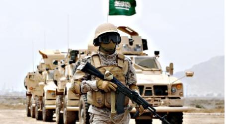 20 Nations Join Major Military Maneuver in Saudi