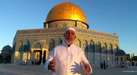 Israeli Police Expels Senior Sheikh From Al-Aqsa Mosque For 14th Time