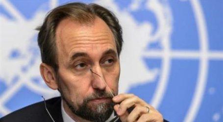 Syria War Crimes Should Not Be Pardoned: UN Rights Chief