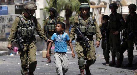 450 Palestinian Children Held In Israeli Jails
