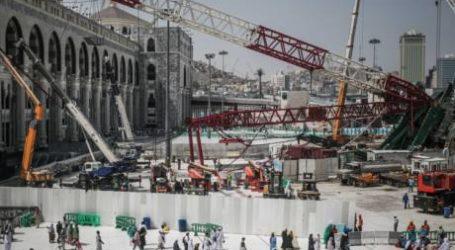 Saudi Names Ten New Suspects in Makkah Crane Crash