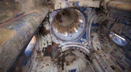 Old Byzantine Church Found in Underground City in Turkey