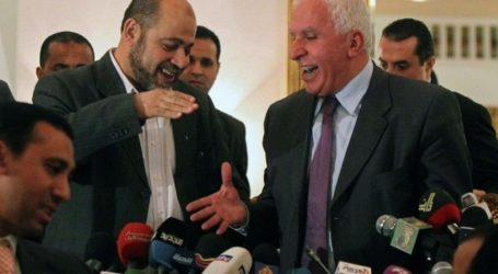 Fatah's Reconciliation Delegation Arrives in Cairo for Talks