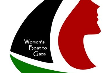 Freedom Flotilla Has Launched Logo for the Women's Boat to Gaza