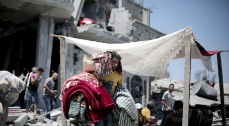 Israel Destroyed 64 Homes And Facilities In January