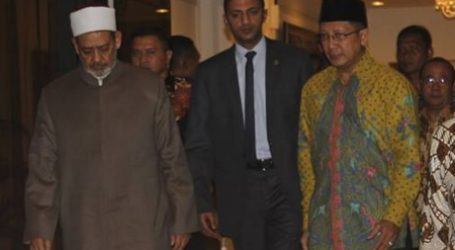Grand Sheikh Of Al-Azhar Expected to Tell Islam in Indonesia to tIhe World
