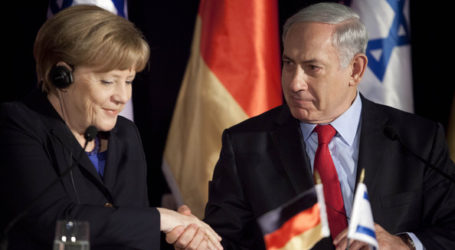 German Chancellor Merkel: Iran Must Recognize Israel's Existence