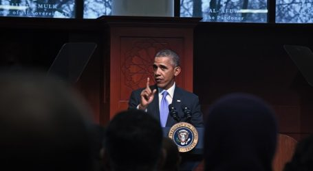 Obama Lambastes Anti-Muslim Sentiment
