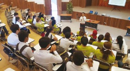 15 ROTA Volunteers Return From Visit To Cambodia