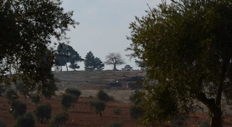 Turkey Conducts Fresh Shelling On YPG Positions In Syria