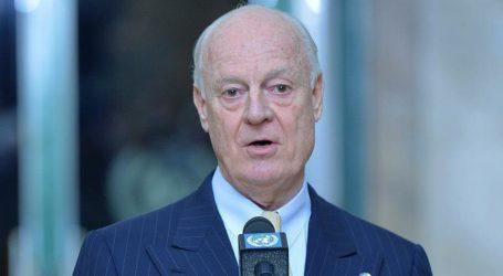 UN Suspends Syria Peace Talks In Geneva
