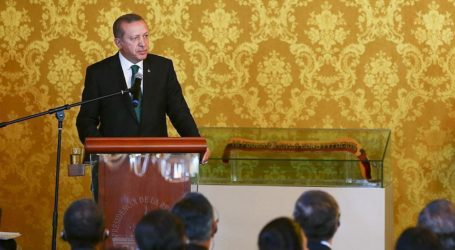 Turkish President Urges End To Airstrikes In Syria