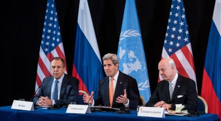 World Powers Call For 'Cessation Of Hostilities' In Syria