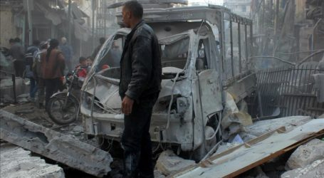 New Report Says Syrian Death Toll Is 470,000