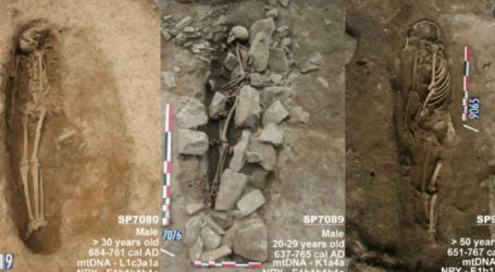 Archaeologists Discovered The Oldest Muslim Graves Found In Europe