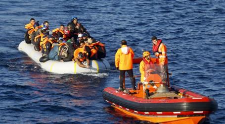 55 People Saved Off Turkish Coast