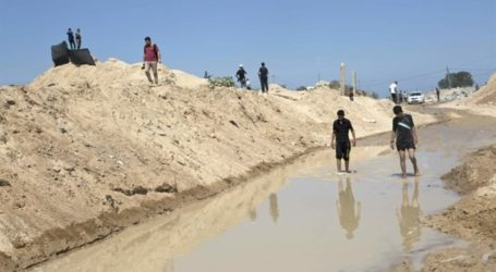 Egypt Floods Gaza Tunnel, 7 Workers Rescued, 1 Missing