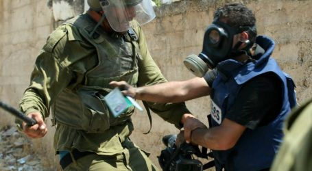 Calls To Protect Palestinian Journalists From Israeli Violations