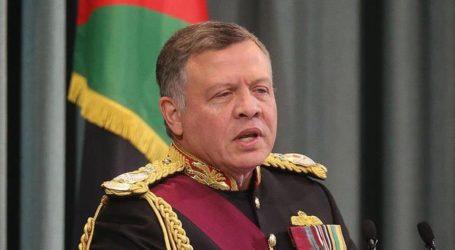 Jordan's King Abdullah to Make Rare Visit to Ramallah Monday