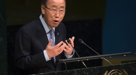 UN Chief In Lebanon To Improve Conditions For Syria Refugees