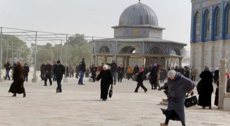 Jerusalem Awqaf: Aqsa's Security Cameras Will Be Supervised By Jordan