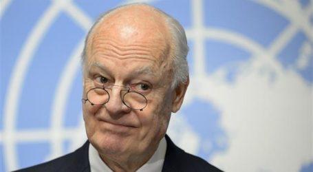 UN Envoy Urges Clarity From Regime At Syria Talks